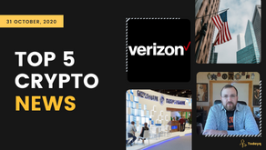 Top 5 Crypto News: From Blockchain deploying in the news sector to advancement of DeFi