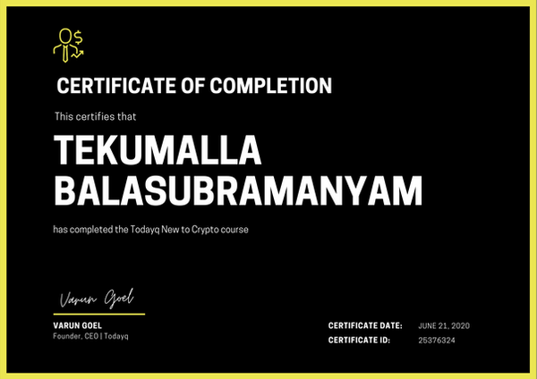 Todayq Certificate.png