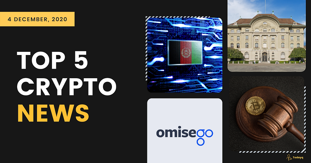 Blockchain to be used to manage property to Pakistan wants Crypto, Read Today's Top 5 Crypto News