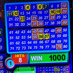Keno Win - 8 out of 10