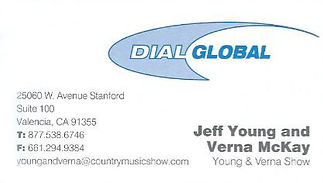 Young and Verna Show