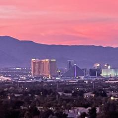 Vegas Skyline from GVR