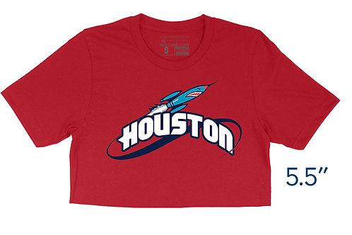 Houston Basketball - Crop Top