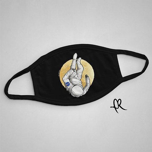 Nasa Spaceman - Face Mask
