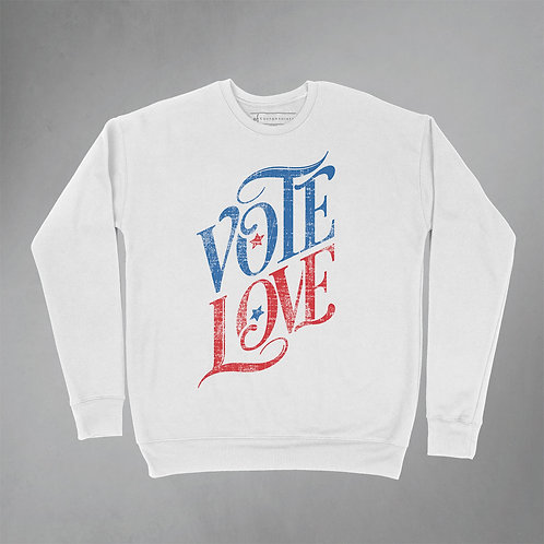 Vote Love Sweater