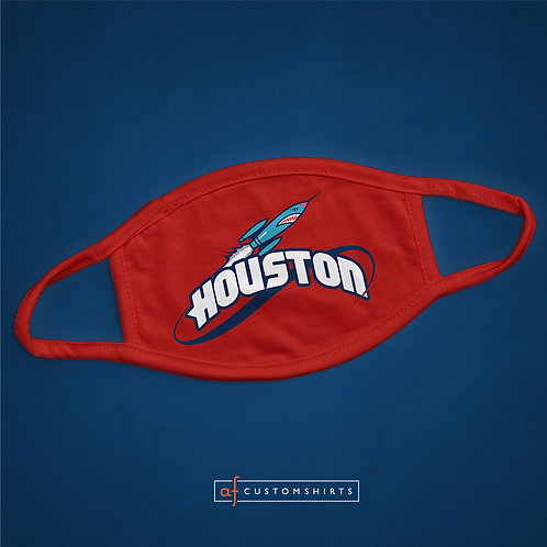Houston Basketball - Red