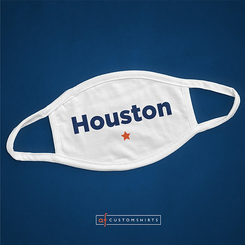 Houston Star - Mask