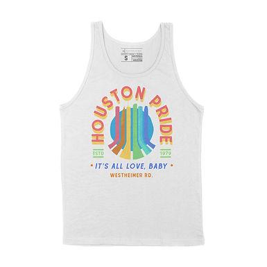 Houston Pride Tank