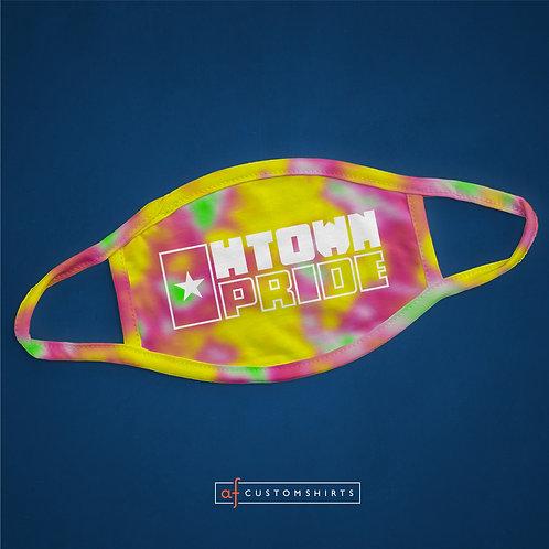 H-Town Pride Mask - Starburst