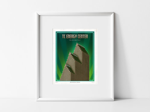 TC Energy Tower 8x10