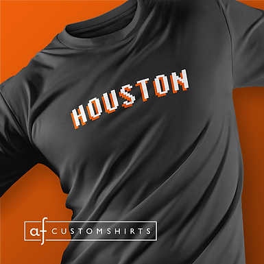 Houston Unisex Shirts