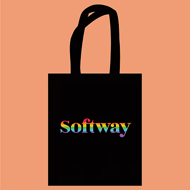Softway Tote bags