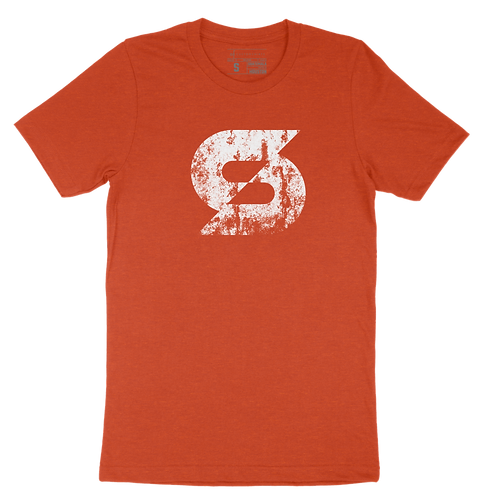 SSI SDistressed Heather Orange