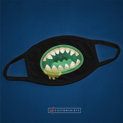 Monster Mouth - Green