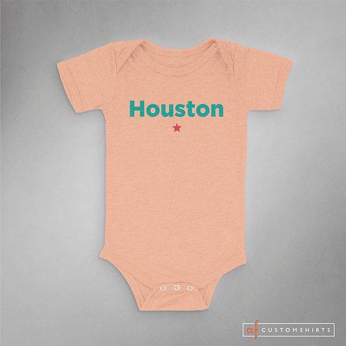 Houston Star - Onesie