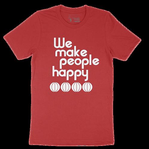 We Make People Happy