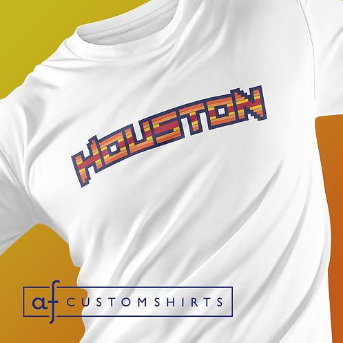 Houston Rainbow 8-bit
