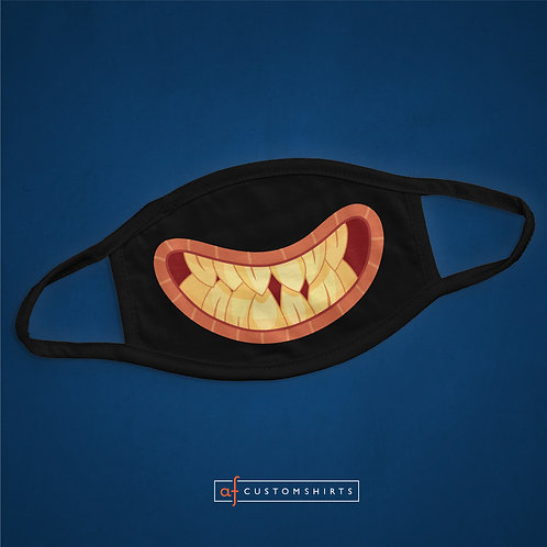 Monster Mouth - Teeth - Mask
