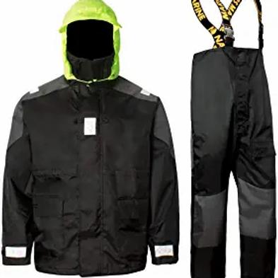 Waterproof Breathable Rain Suit Fishing