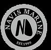 NAVIS MARINE 灰框圆形LOGO.png