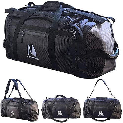 Navis Marine Duffel Dry Bags Waterproof for Sailing Backpack Boating Luggage