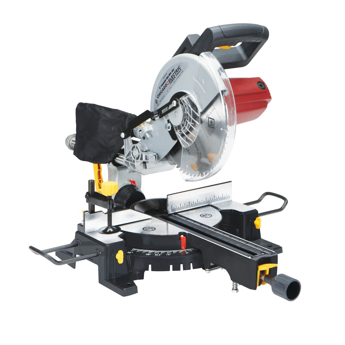sliding compund Miter Saw