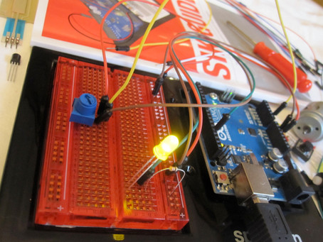Arduino Classes at the Norwalk Library
