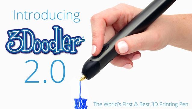 3d-doodler 2.0