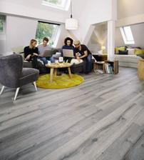 Wineo Wohnwelten Wohnzimmer -Laminatbode