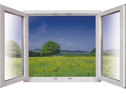 Insektenschutz und Pollenschutz: Rein kommt nur, was rein darf.