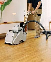 Bodenbeläge reinigen und pflegen, Parkett grudnreinigen, schleifen / versiegeln / ölen