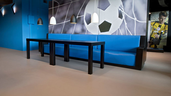 LiquidDesign VIP Raum