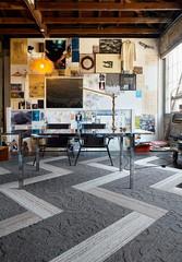 Interface Teppich Modular Carpet Tile Narrative