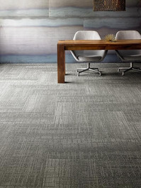 Interface teppich haze tile 5T037 Shaw Contract