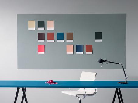 Bulletin Board® - Die Pinnwand aus Linoleum