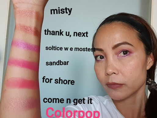#sustainablemakeup|Thematic Swatches Compilation - Pink and Berry | Homage To My Faves Part 2