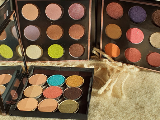 More Expensive Pans After MakeupGeek Rebrand + My Review