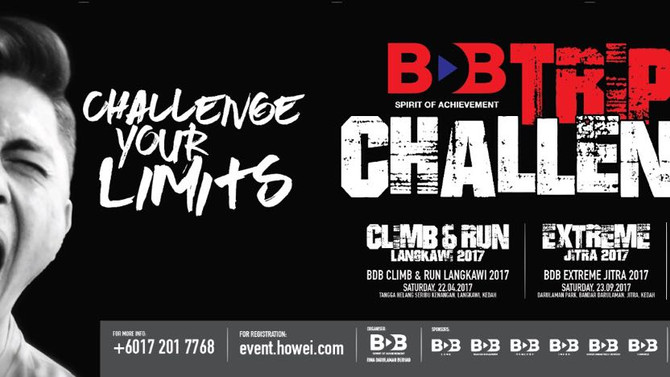 BDB Triple Challenge 2017