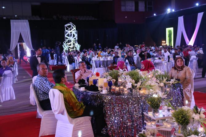80's Vaganza Gegar Majlis Makan Malam Tahunan Kumpulan BDB 2017