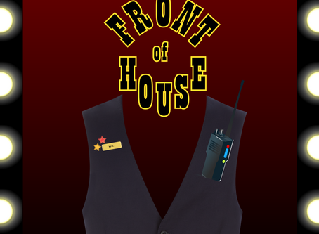 'Front of House' the Web series