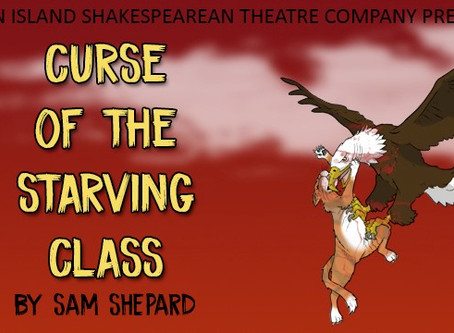 Poster Reveal + Tickets for 'Curse of the Starving Class'