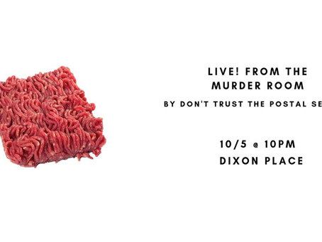 Live! From the Murder Room