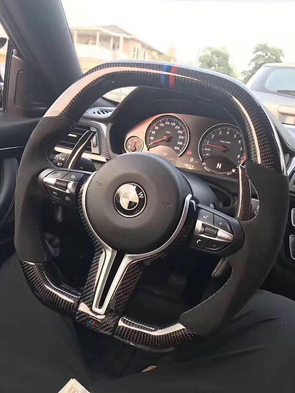 BMW Flat Top / Bottom Perfomance Steering Wheel
