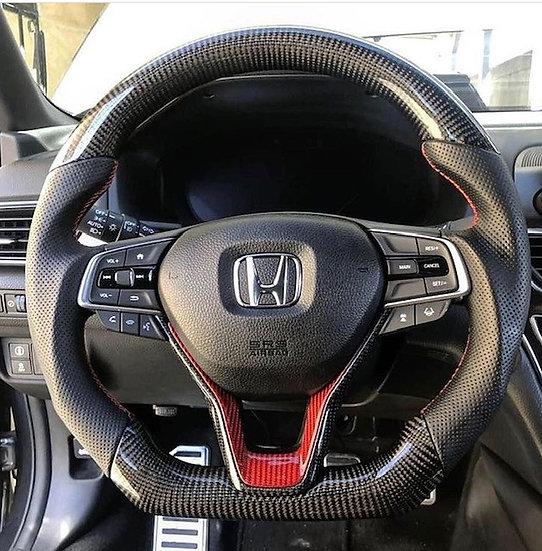 Honda Carbon Fiber Steering Wheel