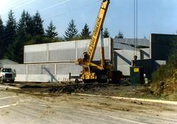 Clatskanie, Oregon Gymnasium