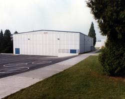 Rainer, Oregon Elementary School Gym