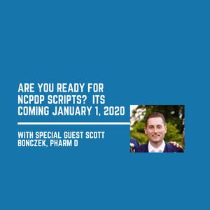NCPDP SCRIPTS Scott Bonczek