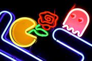 PAC MAN Neon Sign | Neon Light Artwork
