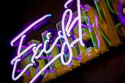 Alien Exist Neon Sign | Neon Light Artwork