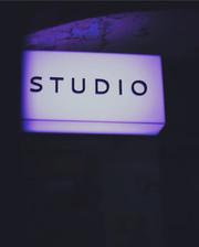 Studio LED Sign - Light Box